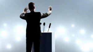 berani tampil berbicara di depan umum dengan maksimal