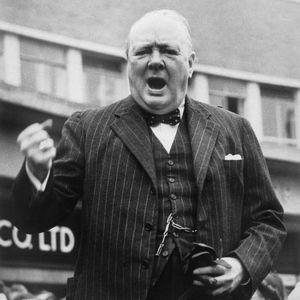 Winston Churchill pembenci pidato yang mengalami transformasi jadi orator dunia paling populer