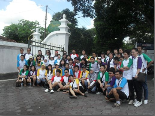 outbound city outing dengan accenture