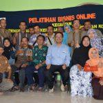 pelatihan Bisnis Online Bertinus Sijabat