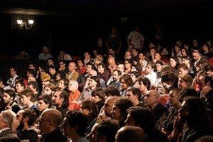 audiensi pendengar saat tampil berbicara di depan umum