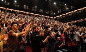 audiensi pendengar saat berbicara di depan umum