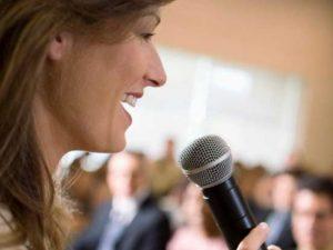 Ciri-ciri Pembicara Yang Efektif Menantang Komitmen Perubahan