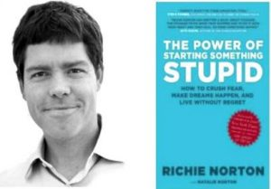 Tips membangun kepercayaan diri ala Richie Norton