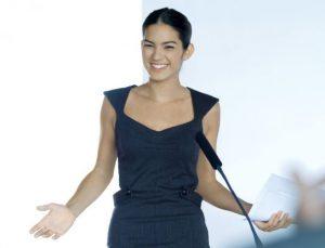 ciri-ciri pembicara yang efektif tampil berbicara di depan umum