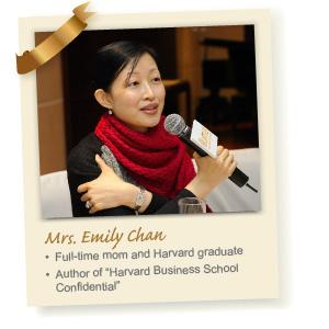 pembicara pembangun jaringan yang baik Ala Emily Chan