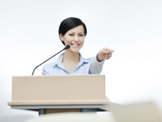 Cara menjad juru bicara profesional