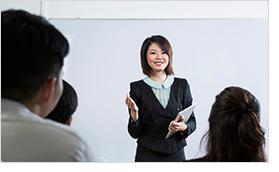 Pelatihan Teknik Presentasi Yang Baik gaya presentasi efektif