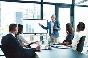 Pelatihan Presentasi Persuasif Pembicara yang handal