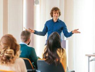 metode presentasi yang menarik dan memukau