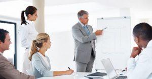 metode presentasi yang menarik perhatian audiens