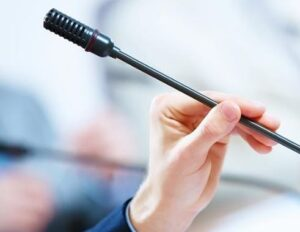 Cara memperkenalkan diri Para Pembicara Yang Handal