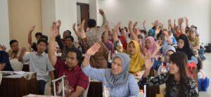 Kelas public speaking online Juru Bicara Indonesia