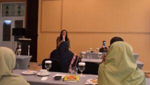 Model Training Public Speaking Juru Bicara Indonesia