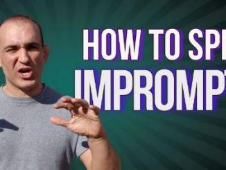 format presentasi cara berbicara di depan umum-