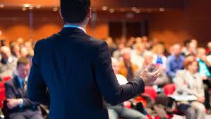 tiga gaya presentasi pembicara publik