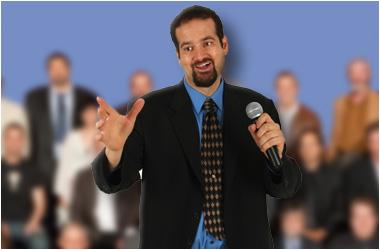 jenis pembicara publik profesional