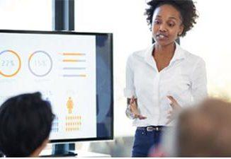 Pelatihan Teknik Presentasi Yang Baik dengan optimasi gaya presentasi