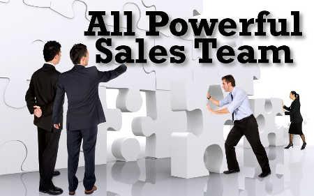 Cara Training Sales Baru