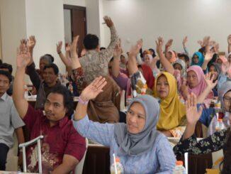 Kelas public speaking Juru Bicara Indonesia
